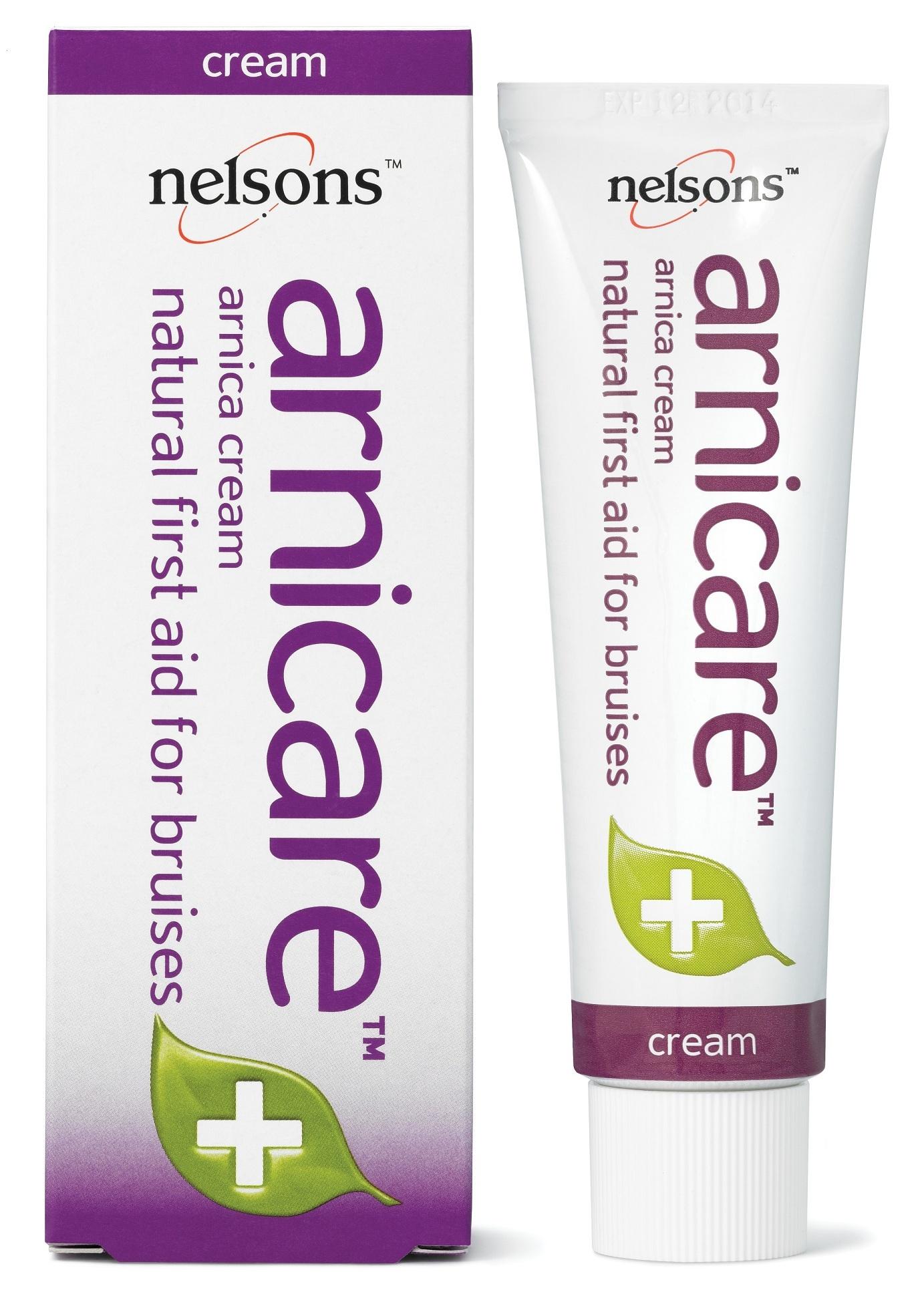 Nelsons Arnicare cream 50g