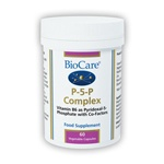 Biocare P-5-P Complex 60 Veg Capsules