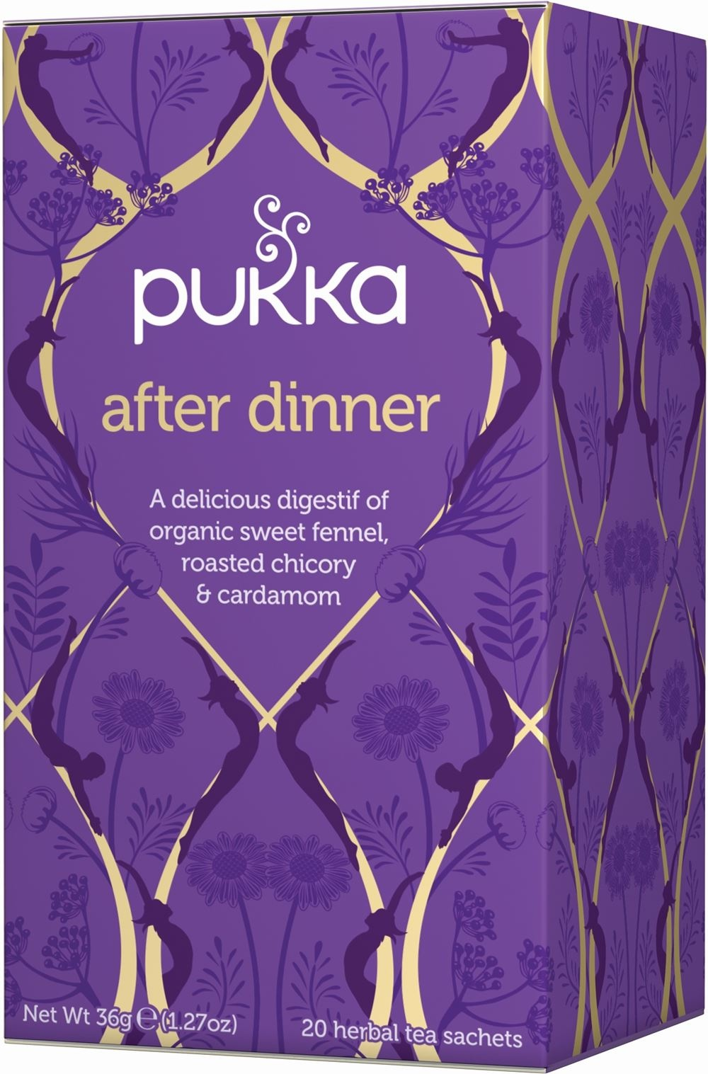 Pukka After Dinner Herbal Tea x 20 Bags