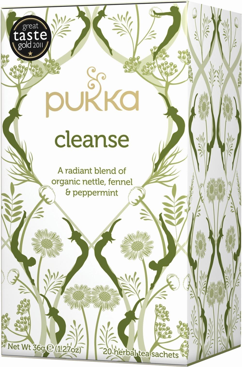 Pukka Cleanse Herbal Tea x 20 bags
