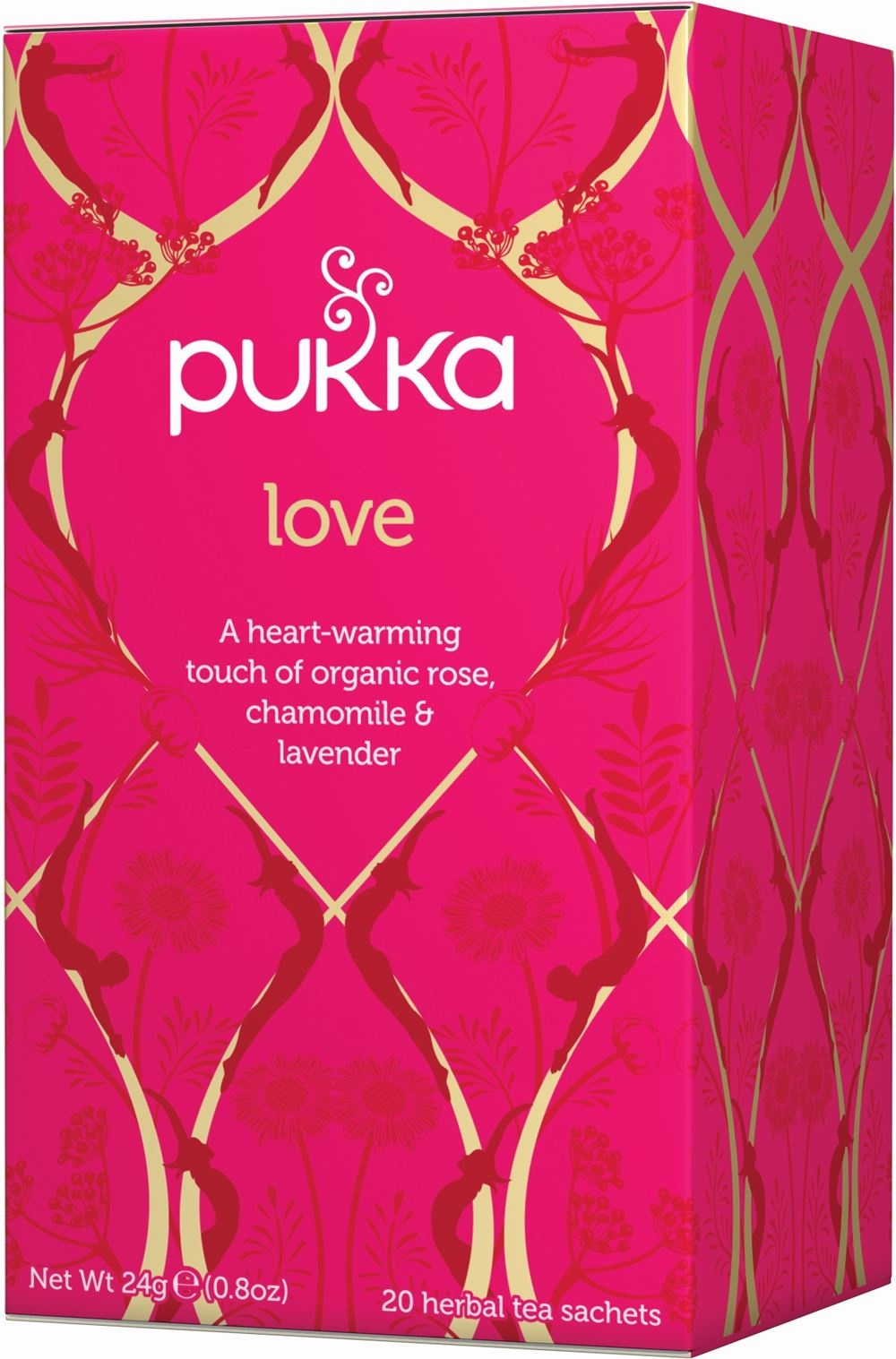 Pukka Love Herbal Tea x 20 bags