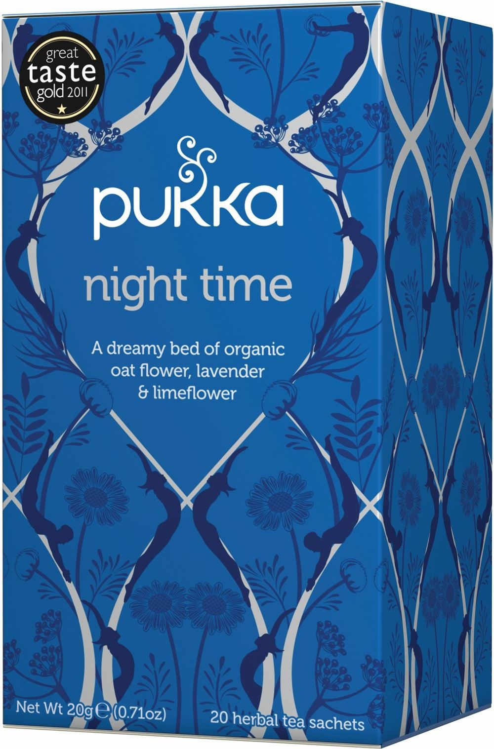 Pukka Night Time Herbal Tea x 20 bags