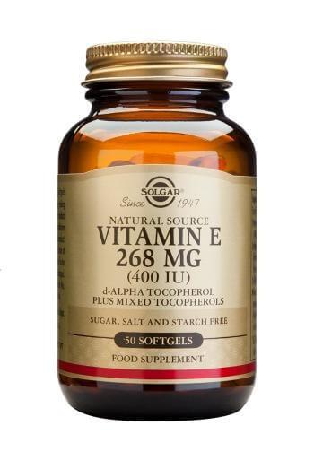 Solgar Vitamin E 268mg (400IU) 100 V Softgels