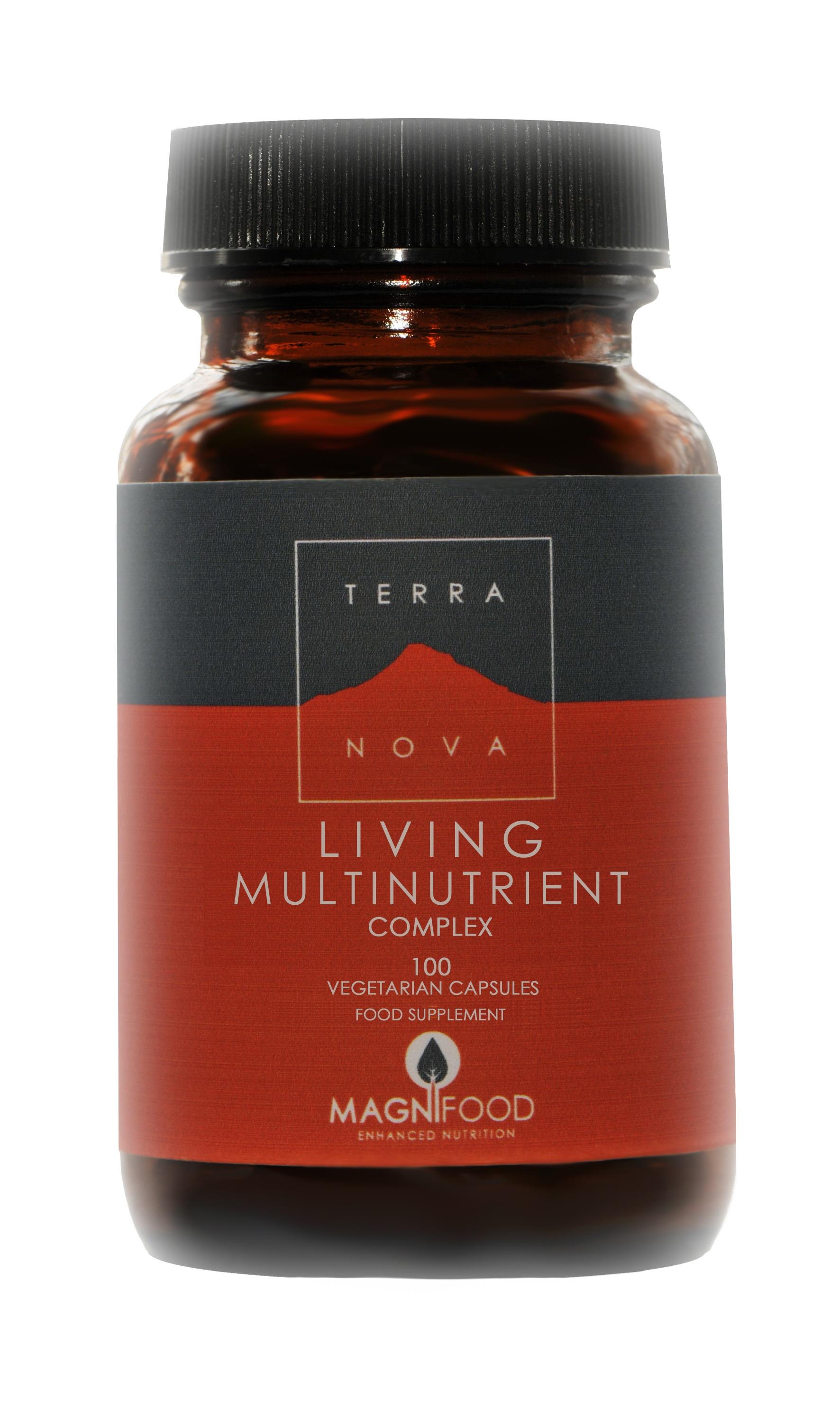 Terra Nova Living Multinutrient Complex 100 caps