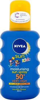 NIVEA SUN Kids Moisturising Sun Spray 50+ 200ml