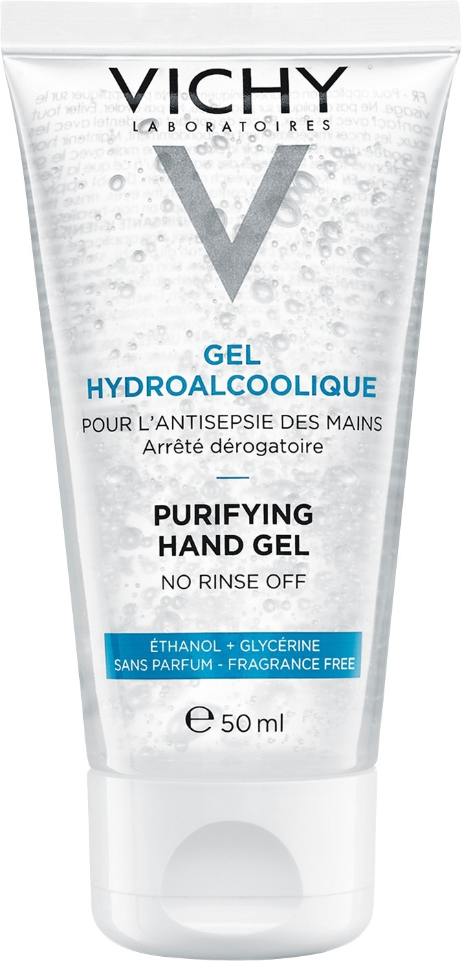 Vichy Hand Sanitiser Gel 50ml