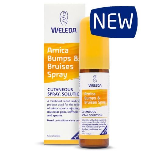 Weleda Arnica Bumps and Bruises Spray 20ml