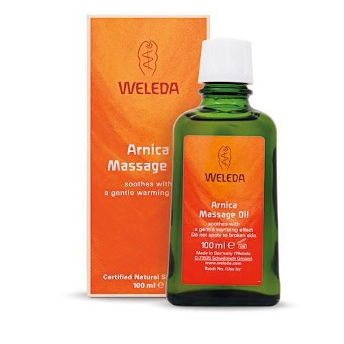 Weleda Arnica Massage Oil 100ml