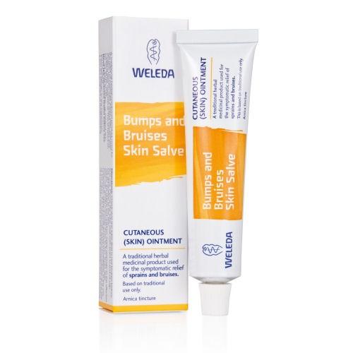 Weleda Arnica Bumps and Bruises Skin Salve 25g