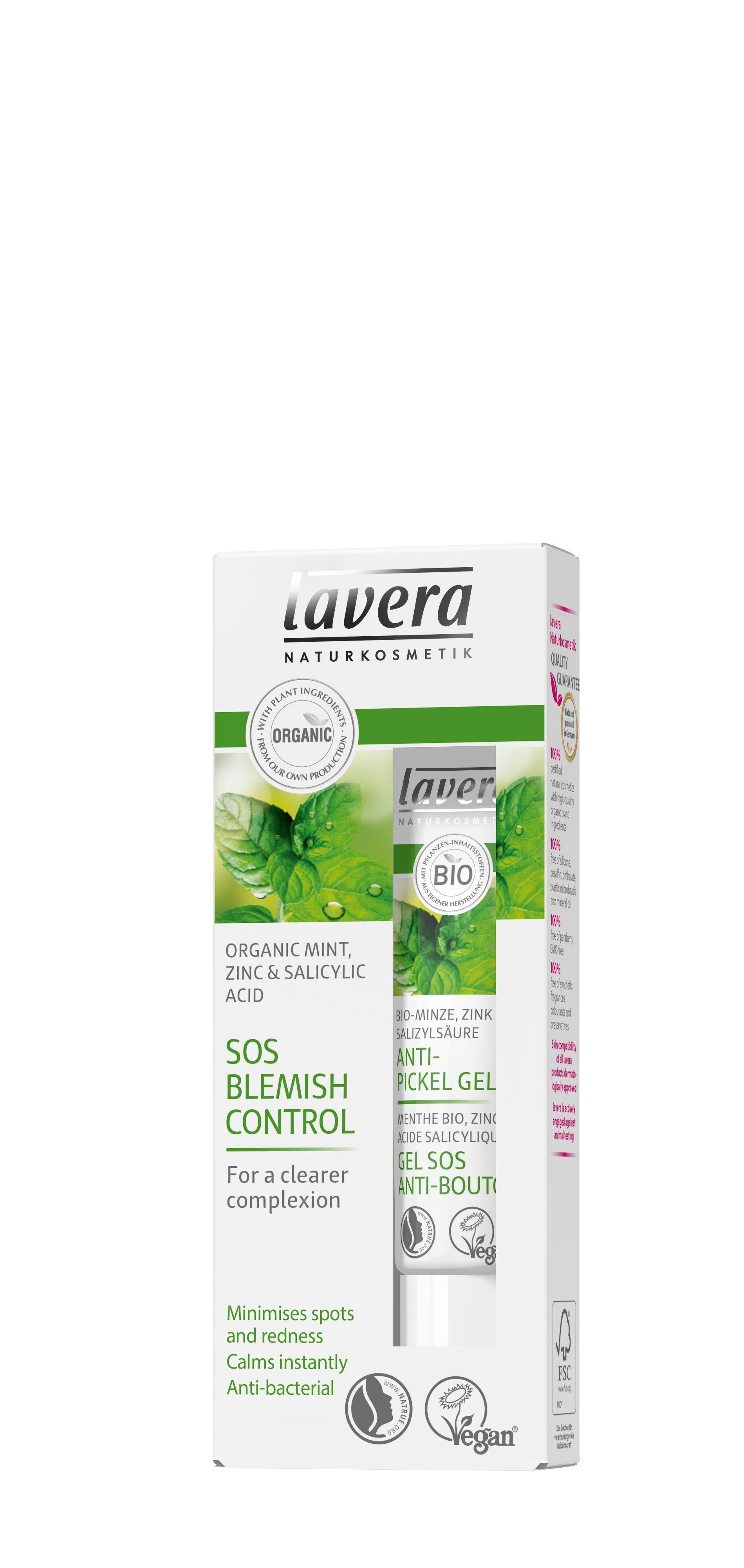 Lavera SOS Anti- Blemish Control Cream 15ml
