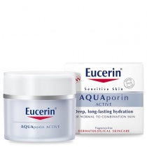 Eucerin Aquaporin Active (Normal to Combination Skin) 50ml