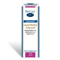 Biocare Nutrisorb® Liquid Methyl FolGuard 15ml