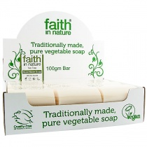 Faith in Nature Tea Tree Soap 18 x 100g