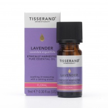 Tisserand Lavender Ethically Harvested Essential Oil 9ml