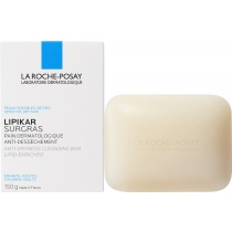 La Roche-Posay Lipikar Surgras Anti-Dryness Cleansing Bar 150g