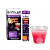 Sambucol Immuno Forte Effervescent Tablets 15 Tablets
