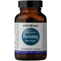 Viridian Fertility for Men PRO CONCEPTION Veg Caps 60caps