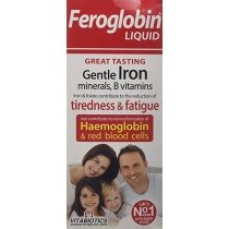 Vitabiotics Feroglobin Liquid 500ml
