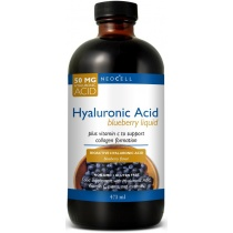 Neocell Hyaluronic Acid Blueberry Liquid 50mg, 473ml