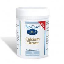Biocare Calcium Citrate - 90 Capsules