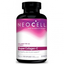 Neocell Super Collagen +C 6,000mg 120 tabs