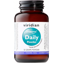 Viridian Synbiotic Daily Powder 50g