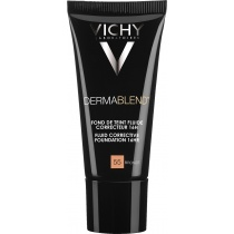 Vichy Dermablend Corrective Fluid Foundation 55 Bronze 30ml