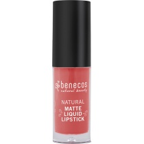 Benecos Natural Matte Liquid Lipstick Coral Kiss 5ml