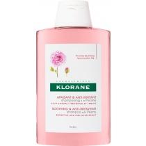 Klorane Soothing & Anti-Irritating Shampoo with Peony Extract 200ml