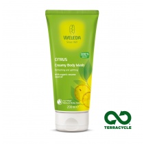 Weleda Citrus Creamy Bodywash 200ml