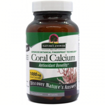 Nature's Answer Coral Calcium 90caps