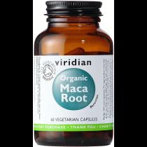 Viridian Organic Maca Root 500mg Veg Caps 60caps