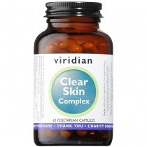 Viridian Clear Skin Complex Veg Caps 60caps