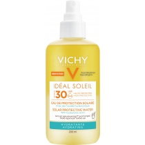 Vichy Ideal Soleil Solar Protective Water - Hydrating SPF30, 200ml