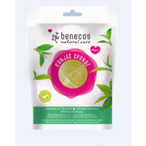 Benecos Natural Konjac Sponge Green Clay