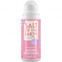 Salt of the earth Lavender & Vanilla Roll-On Deodorant 75ml