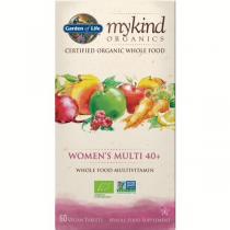 Garden Of Life Mykind Organics Women's 40+ Multi 60tabs