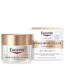 Eucerin Hyaluron-Filler + Elasticity Day Cream SPF15, 50ml