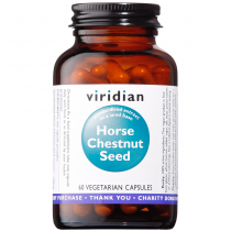 Viridian Horse Chestnut Seed Veg Caps 60caps