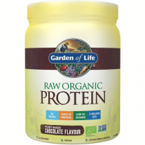 Garden Of Life Raw Organic Protein Chocolate 498g