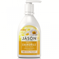 Jason Chamomile Satin Shower Body Wash With Pump 887ml