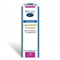 Biocare Nutrisorb® Liquid Methyl B Complex 15ml