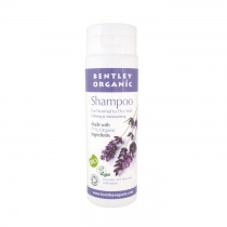 Bentley Organic Natural Shampoo with Lavender and Aloe Vera with Jojoba 250ml