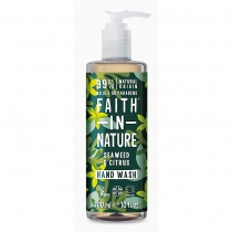 Faith in Nature Seaweed & Citrus Hand Wash 400ml