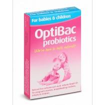 OptiBac Probiotics For Babies & Children (For Your Child's Health) 10 Sachets