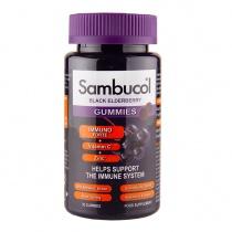 Sambucol Immuno Forte Black Elderberry 30 Gummies