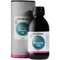 Viridian 100% Organic Ultimate Beauty Oil 200ml
