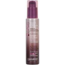 Giovanni 2chic Brazilian Keratin & Argan Oil Ultra-Sleek Leave-In Conditioning & Styling Elixir 118ml