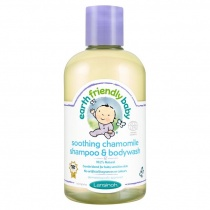 Earth Friendly Baby Soothing Chamomile Shampoo & Bodywash 250ml