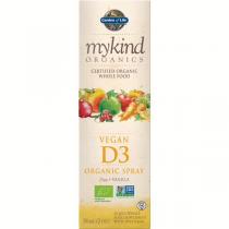 Garden Of Life Mykind Organics Vegan D3 Spray (Vanilla) 58ml